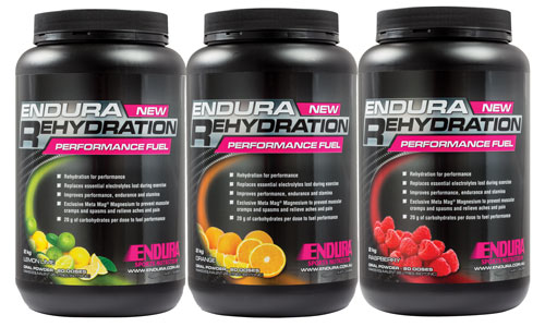 Endura Rehydration Performance Fuel (2kg) - Click Image to Close
