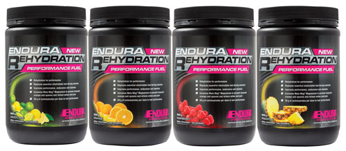 Endura Rehydration Performance Fuel (800g) - Click Image to Close