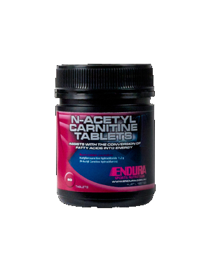 Endura N Acetyl Carnitine Tablets (60 tabs)